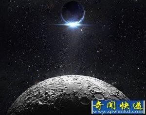 月球隐藏十大谜团 月背竟是外星人基地?
