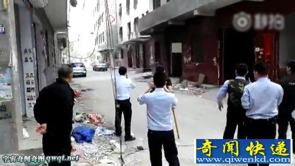 河南村民因拆迁捅死街道办副主任等3人被警察击毙(组图)